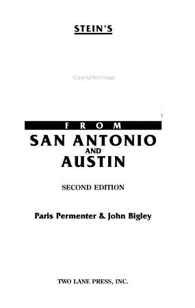 Day Trips from San Antonio and Austin PDF