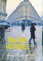 Walking Histories  1800 1914 PDF