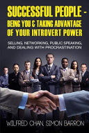 Successful People   Being You   Taking Advantage of Your Introvert Power
