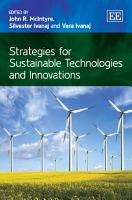 Strategies for Sustainable Technologies and Innovations PDF