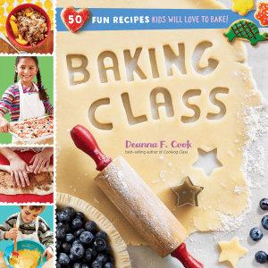 Baking Class Book