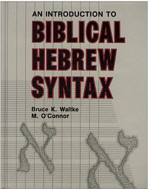 An Introduction to Biblical Hebrew Syntax PDF