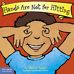 Hands Are Not for Hitting Book