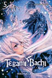 Tegami Bachi, Vol. 5: The Man Who Could Not Become Spirit