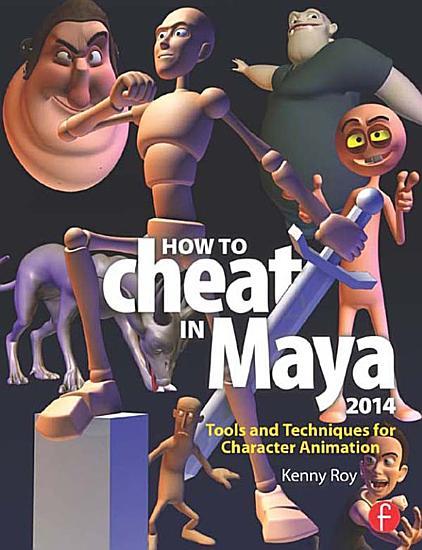 How to Cheat in Maya 2014 PDF