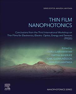 Thin Film Nanophotonics