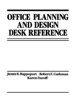 Office Planning and Design Desk Reference
