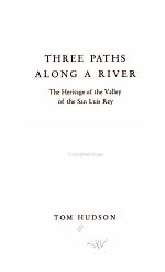 Three Paths Along a River