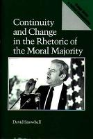 Continuity and Change in the Rhetoric of the Moral Majority PDF