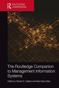 The Routledge Companion to Management Information Systems Book