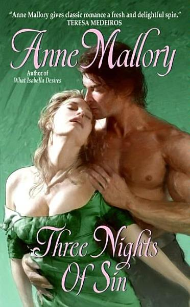 Download Three Nights of Sin Book