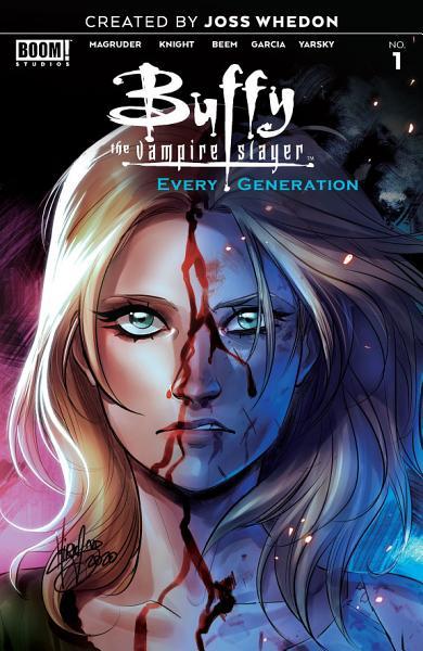 Buffy the Vampire Slayer  Every Generation  1