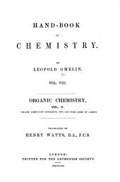 Hand Book of Chemistry: Volume 8