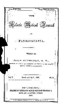 Eclectic Medical Journal of Pennsylvania PDF