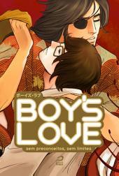 Boy's Love – Sem preconceitos, sem limites