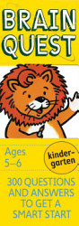 Brain Quest Kindergarten PDF