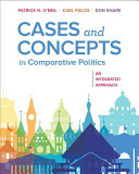 Cases and Concepts in Comparative Politics