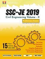 Civil Engineering Volume – II for SSC-JE 2019 (Prelims)