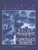 Workbook for Salon Management for Cosmetology Students PDF