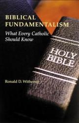 Biblical Fundamentalism Book PDF