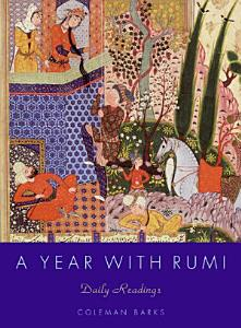 A Year with Rumi Book