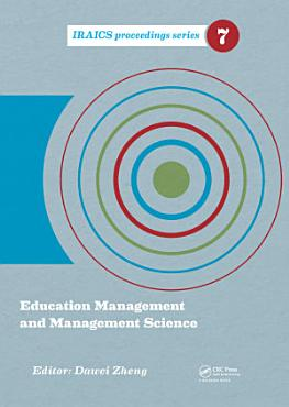 Education Management and Management Science PDF