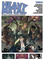 Heavy Metal Magazine #260