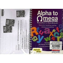 Alpha to Omega Teachers Handbook and Student Workbook Pack