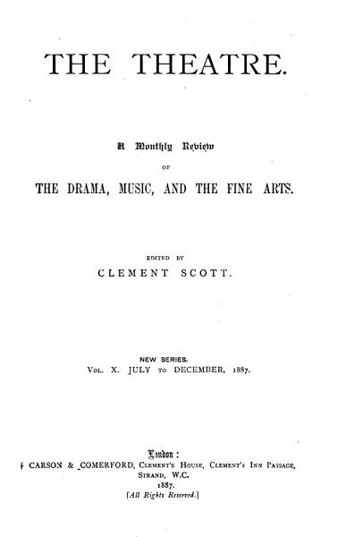 Download The Theater Book