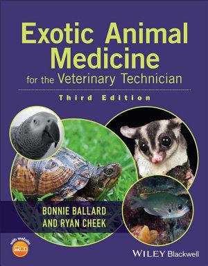 Exotic Animal Medicine for the Veterinary Technician PDF