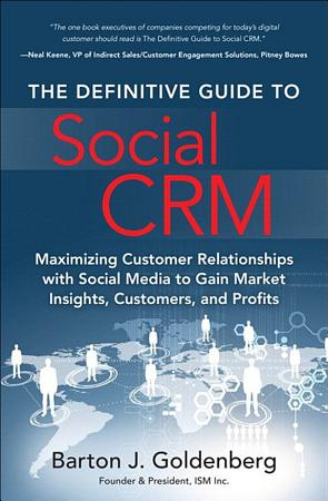 The Definitive Guide to Social CRM PDF