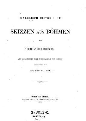Malerisch historische Skizzen aus B  hmen PDF