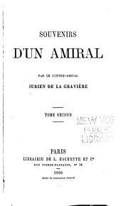 Souvenirs d'un amiral: Volume2