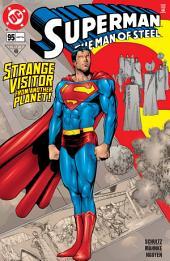 Superman: The Man of Steel (1991-) #95