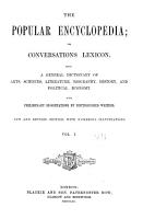 The Popular Encyclopedia PDF