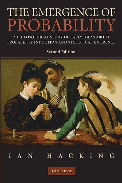 Download The Emergence of Probability Book