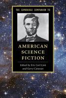 The Cambridge Companion to American Science Fiction PDF
