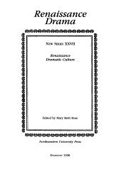 Renaissance Dramatic Culture PDF