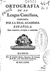 Ortografía de la lengua castellana