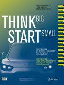 Think Big  Start Small