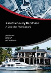 Asset Recovery Handbook: A Guide for Practitioners