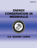 Energy Conservation in Messhalls