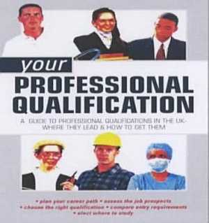 Your Professional Qualification