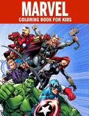 Marvel Coloring Book For Kids Book PDF