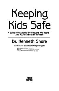 Keeping Kids Safe