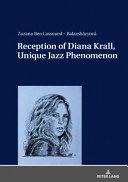 Reception of Diana Krall  Unique Jazz Phenomenon PDF