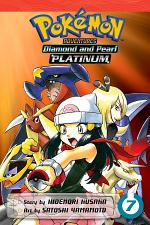 Pokémon Adventures: Diamond and Pearl/Platinum