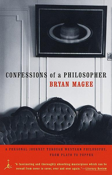 Download Confessions of a Philosopher Book