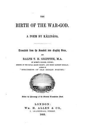 The Birth of the War god PDF