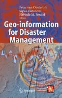 Geo information for Disaster Management PDF